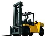 Komatsu - EX50 series - Pneumatic Tire Forklift