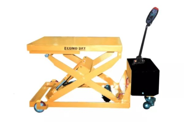 Self propelled lift table