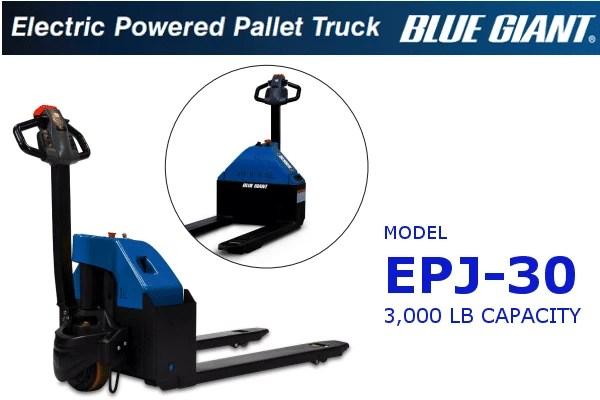 Blue Giant EPJ-30