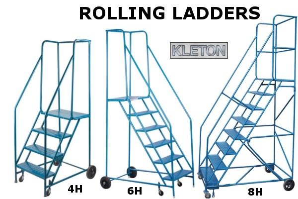 Kleton Rolling Ladders