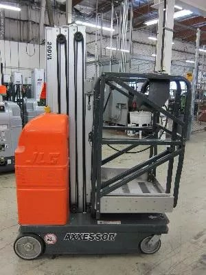 Used JLG Vertical Lift