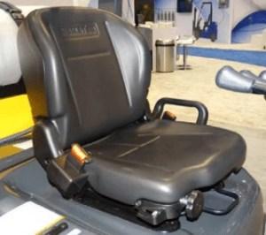Komatsu Shigeru Suspension Seat