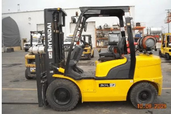 Used Forklift - Hyundai 30L-7