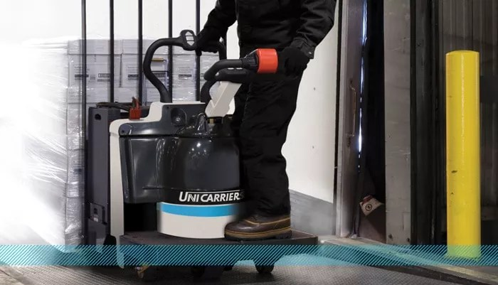 Unicarriers RPX Electric Pallet Truck