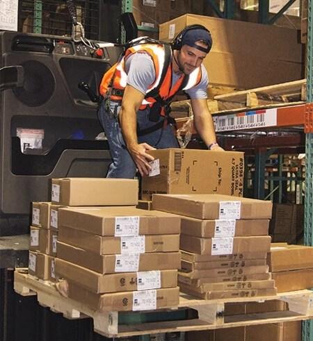 Forklift Technology
