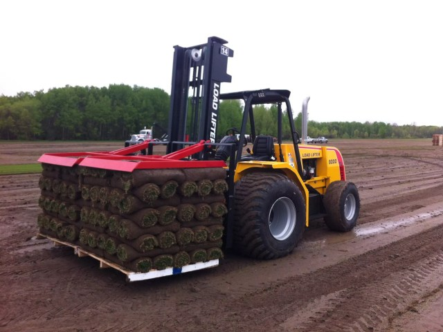 Load Lifter Agri Series All Terrain Forklift