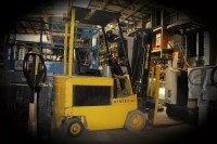 Hyster E30XL Electric forklift