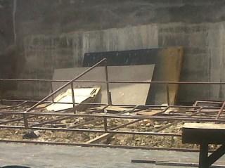 proses pengerjaan canopy kain