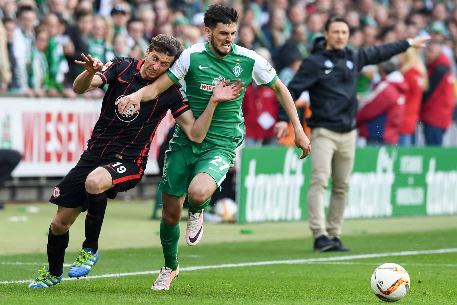 Resultado de imagem para eintracht frankfurt x Werder Bremen