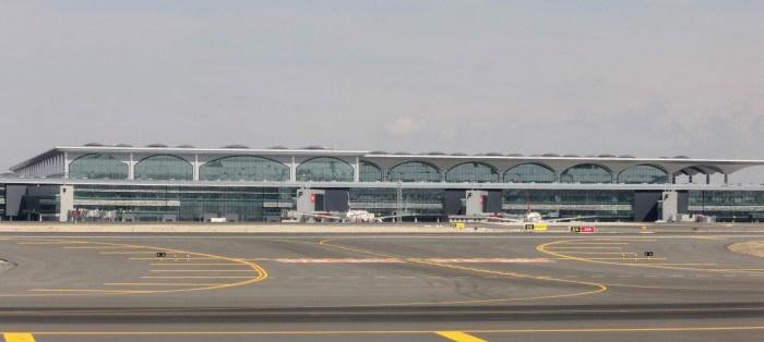 аэропорт в Стамбуле