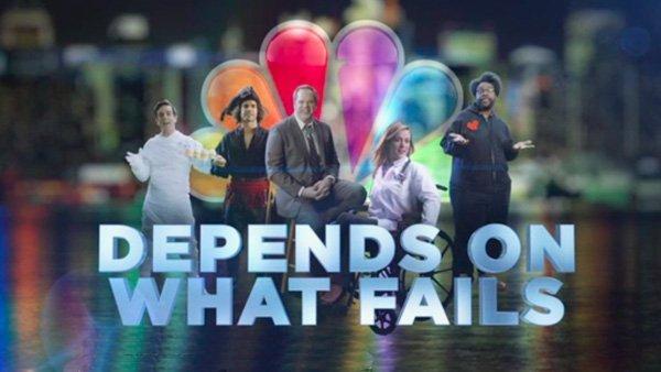 Teria a NBC se vingado de Community pela brincadeira no finale?
