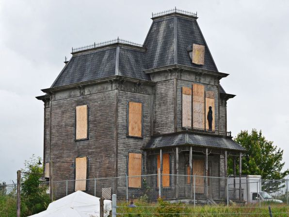 Matthew Claxton/Langley Advance. Fans of Bates Motel will recognize this creepy Langley home as creepy Norman Bates' creepy hotel. It's just one of dozens of locales used frequently by the film industry. - Matthew Claxton/Langley Advance. [PNG Merlin Archive]