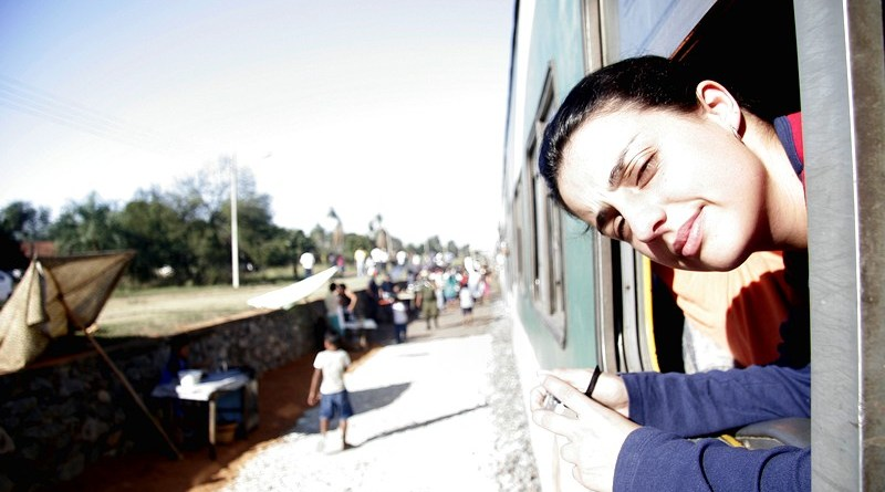 No Trem da Morte, de São Paulo à Santa Cruz de la Sierra, Bolívia