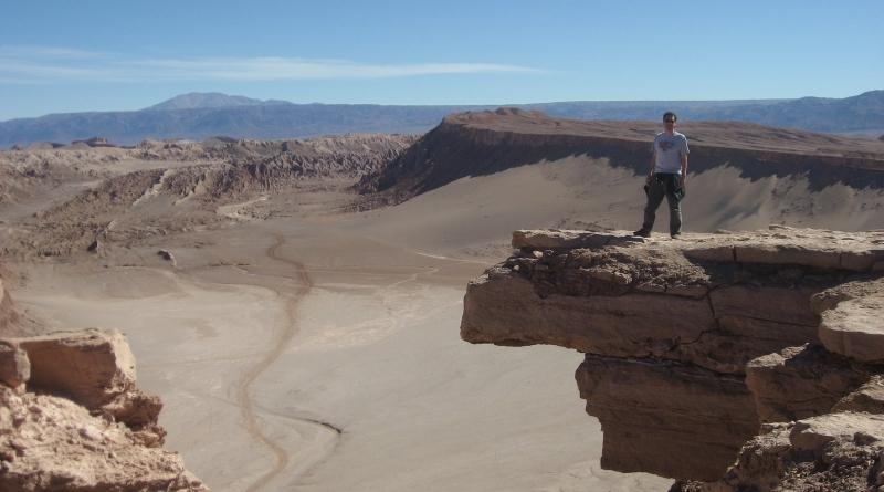 Deserto do Atacama no Chile - Vale da Lua e Vale da Morte