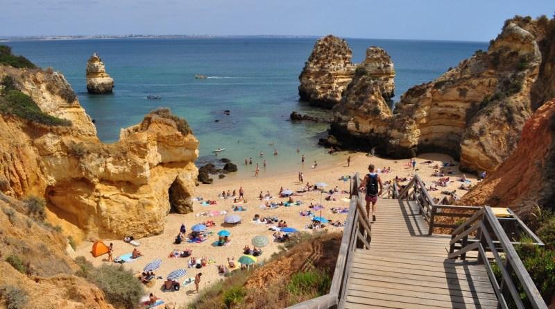 Portugal, Lagos - Praia do Camilo e Ponta da Piedade