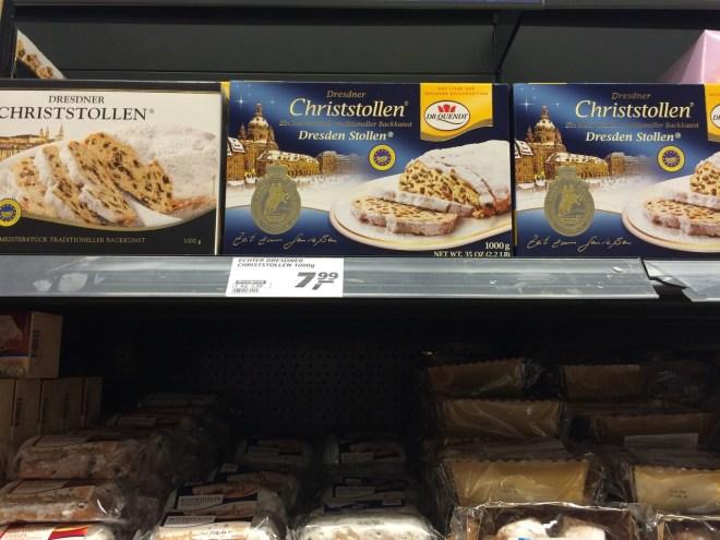 Stollen - Dicas de comprinhas e comidinhas de Natal na Alemanha