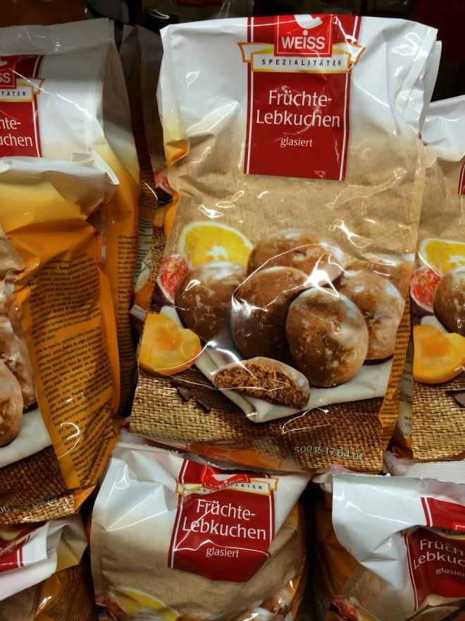 Lebkuchen - Dicas de comprinhas e comidinhas de Natal na Alemanha