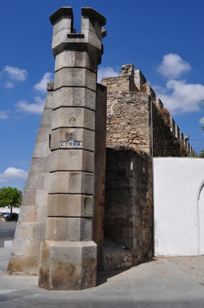 Évora Portugal - Muralha