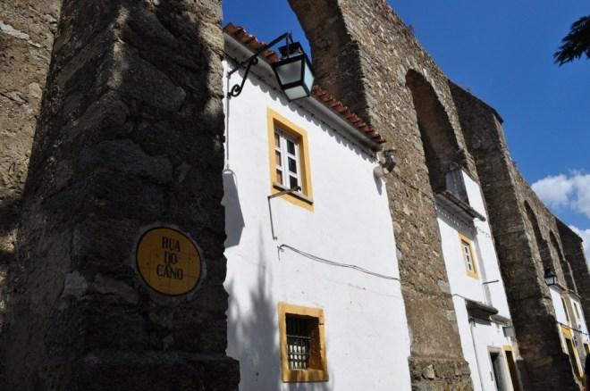 Évora Portugal - Aqueduto Água de Prata