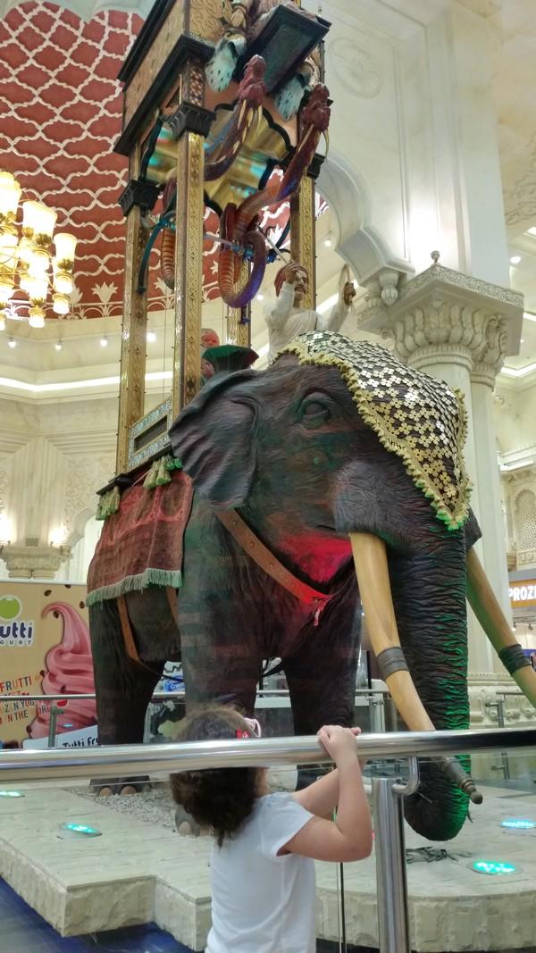 Dubai de graça - O Ibn Battuta Mall e suas áreas temáticas