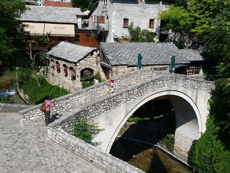 Viagem Mostar Bósnia e Herzegovina - Ponte Kriva Cuprija