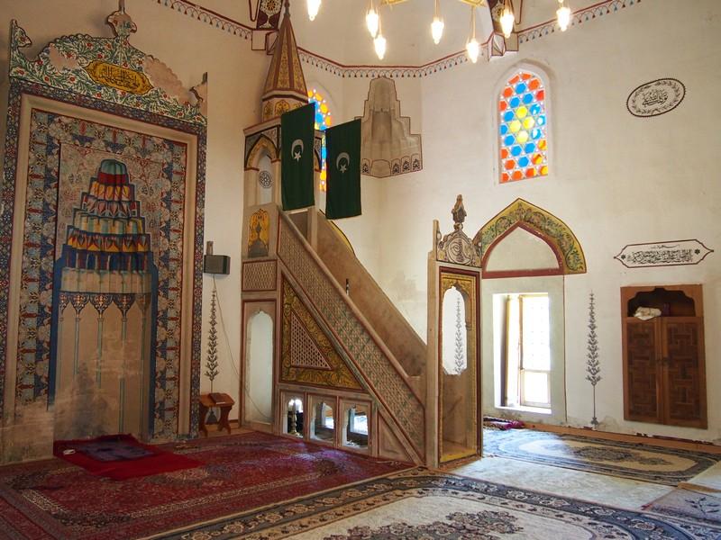 Viagem Mostar Bósnia e Herzegovina - A mesquita Koski Mehmed Pasa