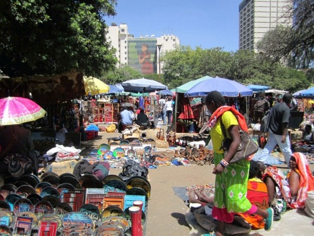 Cidades Sense8 - Capheus Onyango - Nairobi, Quênia