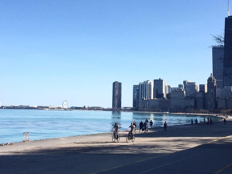 Cidades Sense8 - Will Gorski - Chicago, Estados Unidos