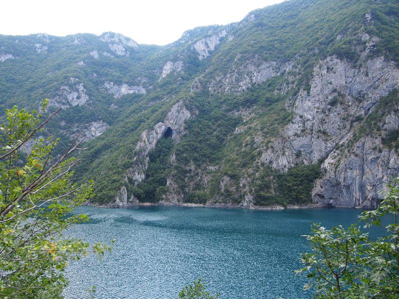 Estradas em Montenegro - Parque Nacional Durmitor