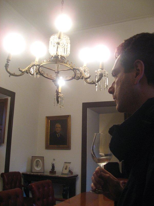 Vinícola Santa Carolina em Santiago do Chile - Tour pela Grande Casa