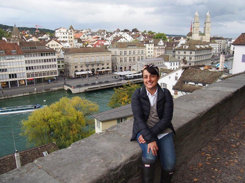 O que fazer em Zurique - Lindenhof