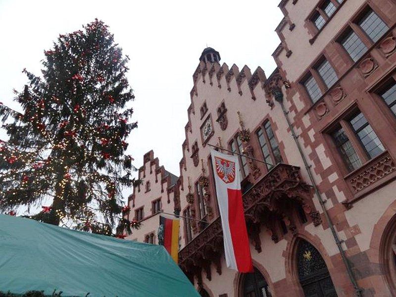 Calendário de Mercados de Natal na Alemanha - Weihnachtsmarkt em Frankfurt