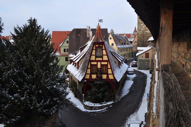 Calendário de Mercados de Natal na Alemanha - Reiterlesmarkt em Rothenburg ob der Tauber