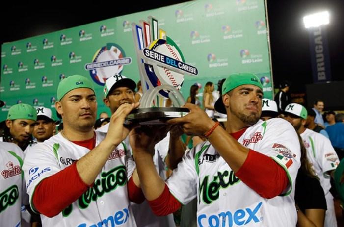 México conquista la Serie del Caribe 2016