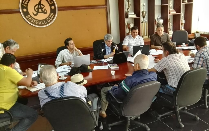 Manny Acta: Aguilas Cibaeñas Intensas por Draft