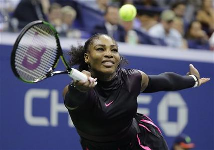 Serena Williams alza la voz contra tiroteos policiales