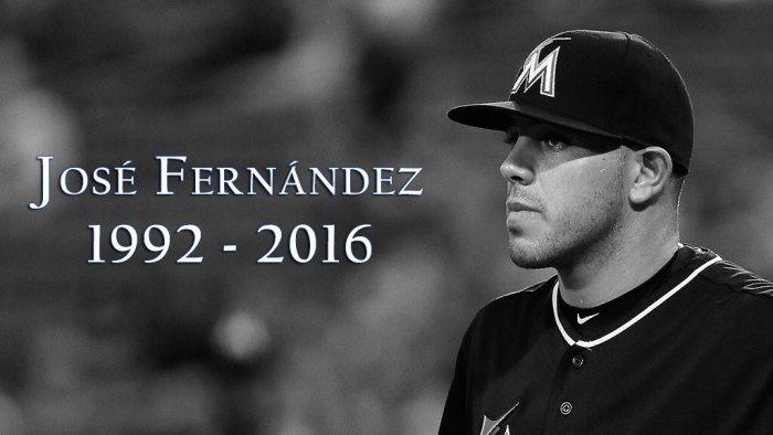 VIDEO: Marlins de Miami y fanáticos encabezan emotivo velatorio de José Fernández