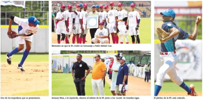 SHOWCASE DE LA IPL deslumbra a los 'scouts' de las Grandes Ligas