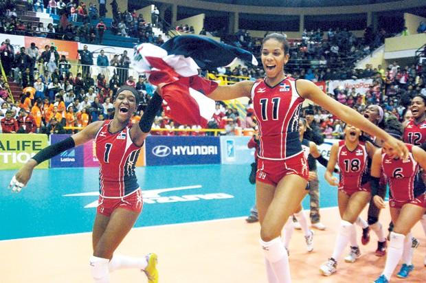 Dominicana logró su tercera Copa Panamericana Sub-23