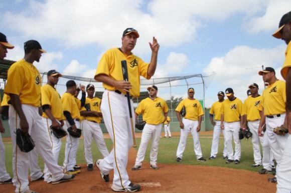 Aguilas Cibaeñas anuncian apertura campo de entrenamientos