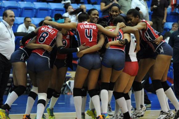 #VOLEIBOL: Dominicana debuta hoy ante Trinidad y Tobago