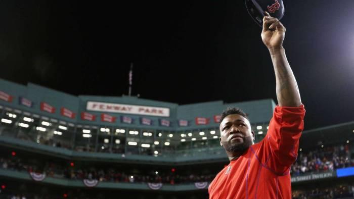 David Ortiz se despide sin poder dar una alegría a Boston