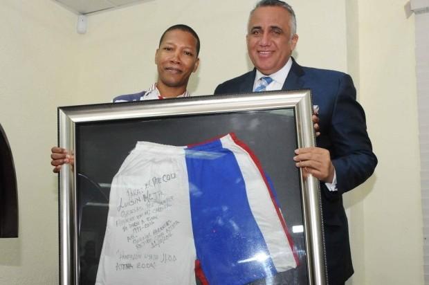 Gabriel Mercedes anuncia su retiro del taekwondo