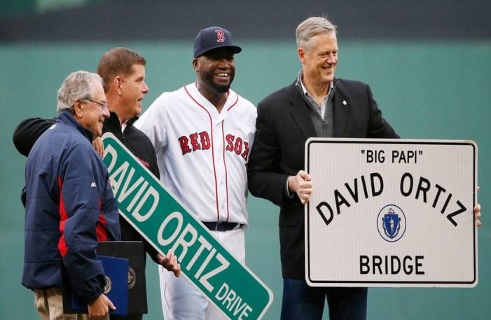 Medias Rojas retirarán el 34 de David Ortiz y un puente se llamará Big Papi
