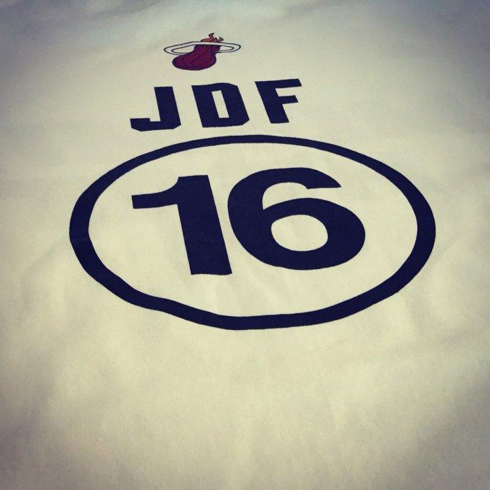 El Miami Heat rinde homenaje a José Fernández