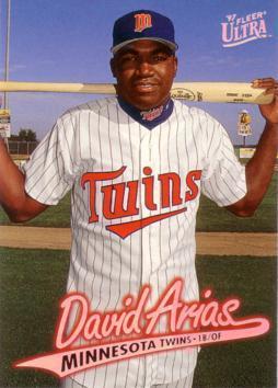 Ortiz hizo su debut en las mayores con los Mellizos, el 2 de septiembre de 1997. Desde hace varios años, se divide el tiempo de juego entre los gemelos y su afiliado de la liga menor en Connecticut, los New Britain Rock Cats, jugar en la primera base y como bateador designado.