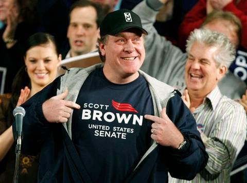 Exlanzador estrella de Grandes Ligas quiere ser senador
