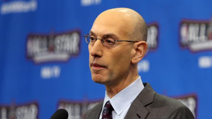 El Comisionado de la NBA afirmó que estudia la disputa de un 'All Star' en Europa