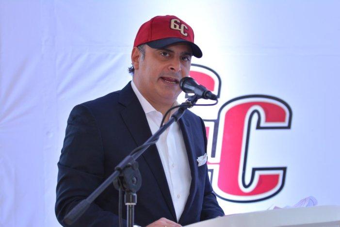 Gigantes Del Cibao presentan equipo para temporada 2016-2017