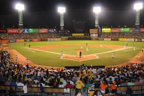 LIDOM participa en campaña de educación vial proyectando videos en estadios de béisbol